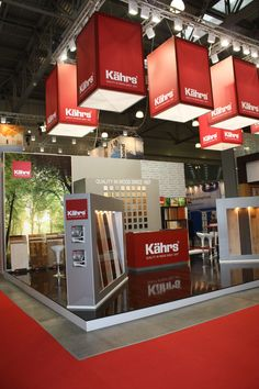 Kährs revealed in early April, the company's latest product news on Building and Interior Buildex Exhibition Centre in Moscow.
