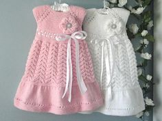 Knit Baby Pants, Baby Pants Pattern, Knit Baby Dress, Knitted Baby Cardigan, Baby Pullover, Knitted Hats, Knitted Flower Pattern, Crochet Baby Dress Pattern, Knitted Flowers