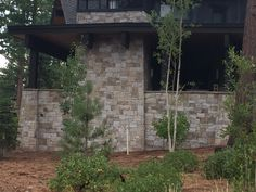 client likes the stone color