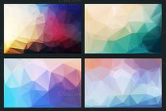 Vector abstract background in modern by fet