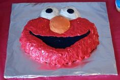 Elmo!   # Pin++ for Pinterest #