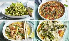 Delicious ideas for lunch on the go and super speedy suppers