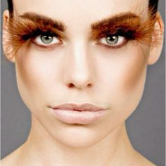Image detail for -Raina Hein « Where are the models of ANTM now? on we heart it . How To Draw Eyelashes, Longer Eyelashes, Fake Eyelashes, Feather Eyelashes, Makeup Art, Eye Makeup, Hair Makeup, Makeup Ideas, Beauty Shots