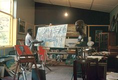 One of the masters of African Art