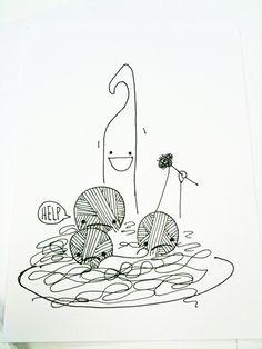 Obey Crochet http://www.obeycrochet.com/