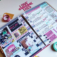 Just Jaimee: Ready to Go Planner Templates