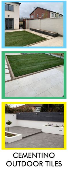 Here are our Outdoor tiles!🌻. We were waiting to photograph our customers' Alfresco areas with furniture but sooo many of you have been asking to see the outdoor tiles. So what do you think of these outdoor tiles installed in Ireland? Created with durable 20mm porcelain, outdoor tiles are easy to clean, long-lasting and have incredible anti-slip qualities. Perfect for patios, bbq areas, pathways and driveways. Outdoor Tiles, Outdoor Flooring, Alfresco Area, Bbq Area, Tile Installation, Pathways, Tile Floor, Ireland, Sidewalk