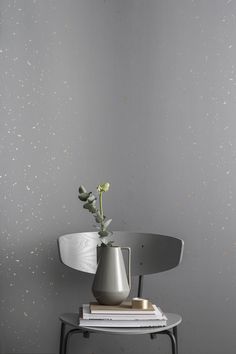 Ferm Living had a party to celebrate their anniversary and the Confetti can not be missed. Hence the design of this Confetti wallpaper. Decor, Confetti Wallpaper, Burke Decor, Modern Wallpaper Designs, Ferm Living, Modern Wallpaper, Ferm Living Wallpaper, Living Furniture, Living Design
