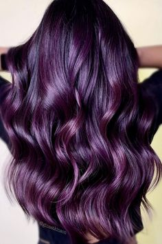 25 Amazing Purple Hair Color Ideas To Try Now