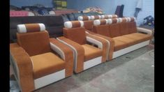 How to make Import sofa 4 seater Finishing Sofa Bed Design, Bedroom Bed Design, Tv Unit Furniture, Wood Furniture, Sofa Makeover, Art Deco Chair, Interior Design Work, Luxury Sofa, Sofa Set