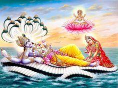 FREE Download Lord Vishnu Wallpapers