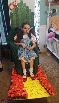 Dorothy - 2015 Halloween Costume Contest via @costume_works