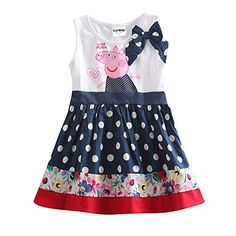 Cheap girls t shirt dress, Buy Quality girl directly from China girl page Suppliers: wholesale baby dresses girls cartoon children's clothes sleeveless baby polka dot nova girls princess frocks clothing girl dress Girls White Dress, Girls Dress Up, Tutus For Girls, Baby Girls, Little Girl Skirts, Baby Girl Skirts, Toddler Outfits, Kids Outfits, Peppa Pig Outfit