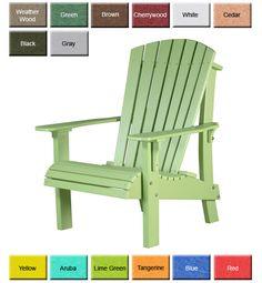 www.outdoorpolyfurniture.com poly-adirondack-chairs luxury-poly-furniture-royal-adirondack-chair