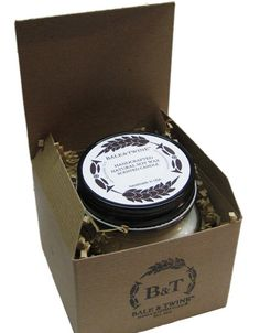 Hot Cranberry Tea Soy Candle, Gift wrapped in box.