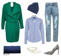 #Frühlingoutfit Kühl und Cool  ♥ #outfit #Damenoutfit #outfitdestages #dresslove