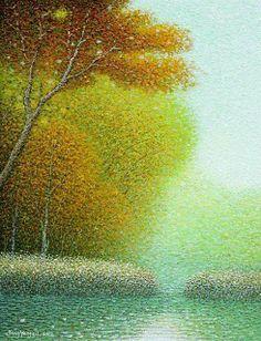 Jang yong gil - Artist - Painting