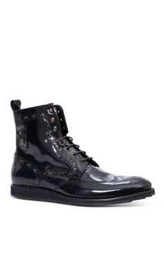 Boots - ROBERTO CAVALLI - 100% Calf-skin leather