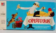 1965: Operation - The Most Popular Christmas Toy from the Year You Were Born - Photos