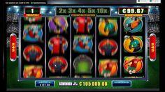 """MR GREEN Slotgame """"FOOTBALLSTAR""""  schöner Freispielgewinn  MEHR: http://www.spielothekenspiegel-automatenspiele-online.de/"""