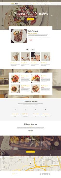 Cafe And Restaurant Equipment Drupal Theme