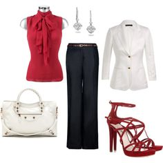 Red Pop, created by styleofe.polyvore.com