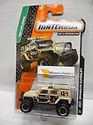 Jeep Wrangler Superlift Light Brown * Matchbox 2014 * Case B