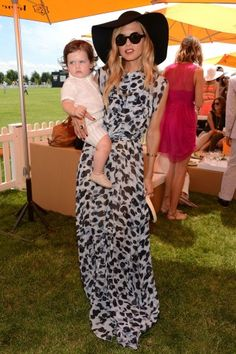 Rachel Zoe and many more at the Veuve Clicquot Polo Classic!