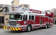 Palatine FD, Tower 85