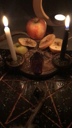 Autumn Altar Of the Light & Of the Dark in Equal Parts. The Autumn Equinox. Mabon, Autumnal Equinox Celebration, Autumn Equinox Ritual, Magick, Witchcraft, Personal Altar, Dark Witch, The Witch, Witch Shop