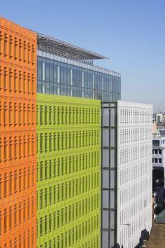Central St. Giles | Renzo Piano