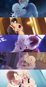 Resultado de imagen de diabolik lovers couples