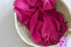 CRAZY PINK PESTEMAL Turkish Towels, Hand Weaving, Pink, Color, Colour, Pink Hair, Colors
