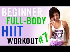 Beginner Full Body HIIT Workout #7 - YouTube