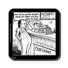 Money 4 Nothing #Coasters #Parody #Cartoon by @LTCartoons @cafepress #cafepress @pinterest 20%off Code 25FALL #humor #music