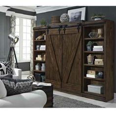 Unique Sliding Door Wall Cabinet