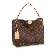 GRACEFULL PM Monogram Canvas in Women's Handbags collections by Louis Vuitton