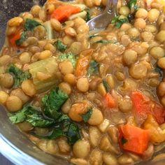 This simple lentil s