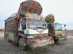 Jingle Trucks, Central Asia