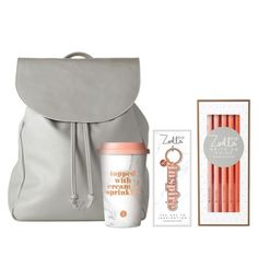 The Zoella backpack is sure to be a hit amongst teens this year!