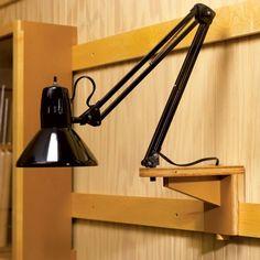 Workshop Light Support Woodworking Plan, Workshop & Jigs Tool Bases & Stands Workshop & Jigs $2 Shop Plans