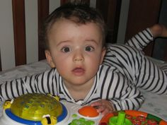 Vote for ORLANDO C at Bonds Baby Search 2015