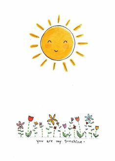 Cute drawings - you+are+my+sunshine+by+BenCPanda deviantart com+on+ Illustrations, Illustration Art, Dinosaur Illustration, Mermaid Illustration, Couple Illustration, Landscape Illustration, Botanical Illustration, Art Postal, You Are My Sunshine