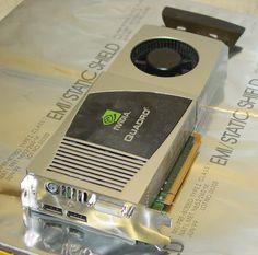 NVIDIA Dell Quadro 4800 1 5 GB GDDR3 PCI Expess Video Graphics Card Y451H 016658271778 | eBay