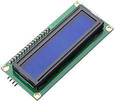 YwRobot Arduino LCM1602 IIC V1 - Mostrar ñ, acentos y otros
