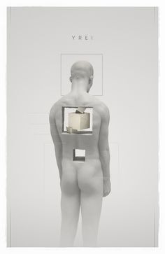 YREI 002 by Philip Harris-Genois   Portrait   3D   CGSociety