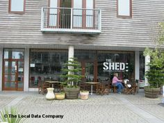 The Shed - Discovery Quay, Falmouth