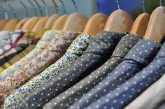 hmm...maybe my wardrobe could use an infusion of pin dots?