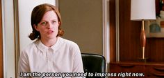 Peggy Olson, Mad Men | 29 Amazingly Badass Female TV Characters