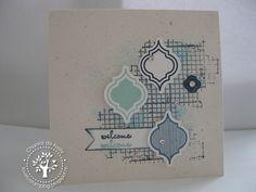 Love for Stamping: Challenge #13: Kleurenchallenge